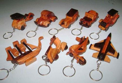 Gantungan Kunci Pembawa Berkah