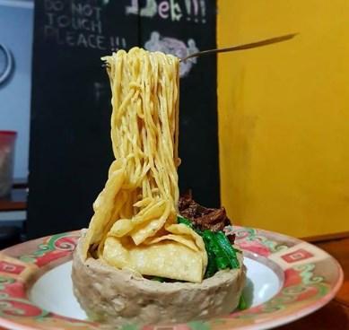Mie Terbang Inovasi Unik Produk Kuliner Anak Muda